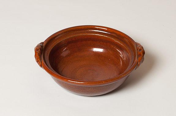 飴釉 土鍋