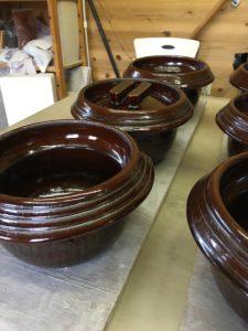楓釉ご飯鍋3合2