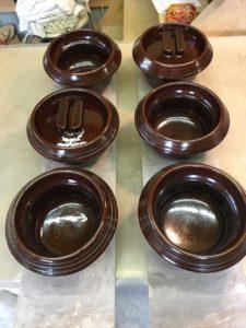 楓釉ご飯鍋3合3