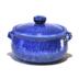 ルリ釉 ポトフ鍋